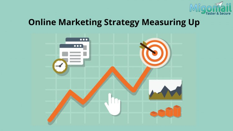 Online Marketing Strategy Measuring Up