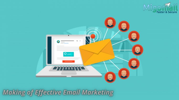 Making of Effective Email Marketing