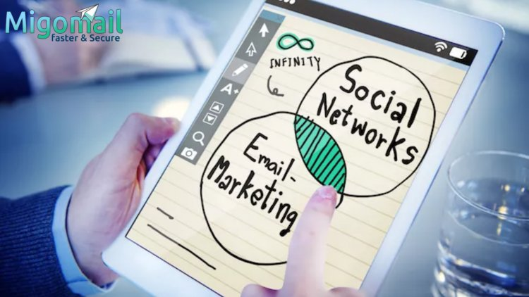 Email Marketing in Addition to Social Networking