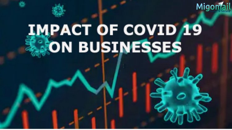 COVID-19 : Impact of COVID 19 on businesses